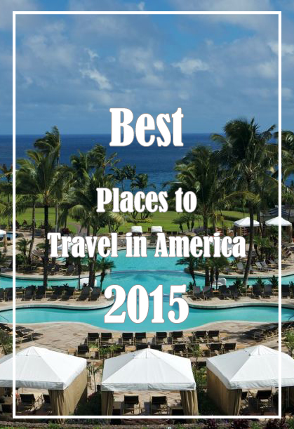 Best places to travel in america 2015 limitless duo for 5th avenue salon redwood city