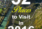 52 Places to Visit in 2016
