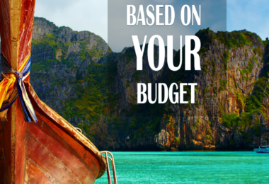 Where to Travel Based on Your Budget