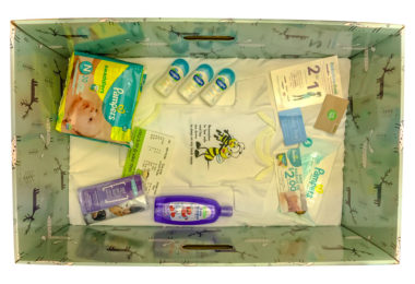 Free babyboxco box with everything it comes with